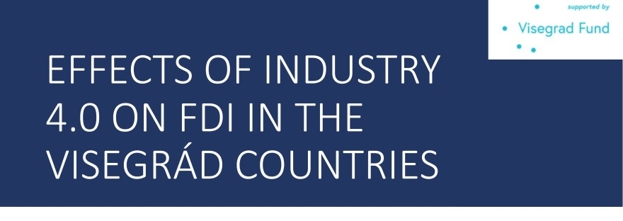 Effects of Industry 4.0 FDI in the Visegrad countries